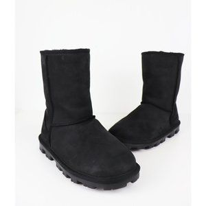 NEW Ugg Essential Short UGGpure Wool Leather Boot
